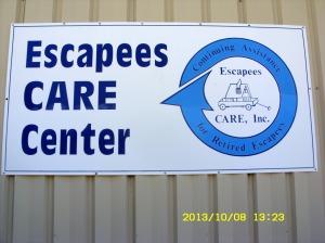 Escapees CARE Center logo